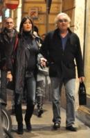 Elisabetta Gregoraci, Flavio Briatore - Roma - 18-03-2010 - Nato il figlio di Flavio Briatore ed Elisabetta Gregoraci