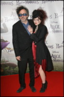 Helena Bonham Carter, Tim Burton - Parigi - 15-03-2010 - Tim Burton vuole riportare sullo schermo la Famiglia Addams