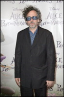 Tim Burton - Parigi - 15-03-2010 - Tim Burton in trattative per Miss Peregrine's home for peculiar children