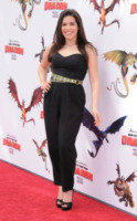 America Ferrera - Los Angeles - 21-03-2010 - How to train your dragon fa incetta di premi agli Annie, per l'animazione