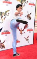 Booboo Stewart - Los Angeles - 21-03-2010 - How to train your dragon fa incetta di premi agli Annie, per l'animazione