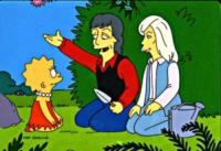 Paul McCartney - Springfield - Adele entra nel club delle star