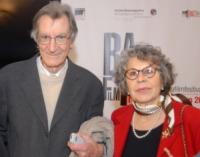Adriana De Santis, Carlo Lizzani - busto arsizio - 27-03-2010 - Carlo Lizzani è morto suicida: era stato nominato all'Oscar