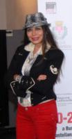 Cassandra Gava - busto arsizio - 27-03-2010 - Busto Arsizio Film Festival: la nipote di Charlie Chaplin alla premiere del film La Bella Societa'