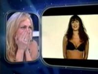 Alessandra Celentano - Roma - 29-03-2010 - Amici 17, Celentano contro la concorrente: