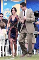 """Josh Hopkins, Courteney Cox - Los Angeles - 30-03-2010 - Courteney Cox vista con Josh Hopkins ai Caraibi: """"Sono solo amici"""""""