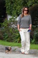 Haylie Duff - Los Angeles - 01-04-2010 - Il mattino ha l'oro in bocca… e la stanchezza in faccia!