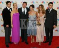 The Cast of Friends - Los Angeles - 22-09-2002 - Il finale di Friends e' il piu' commovente della storia della tv