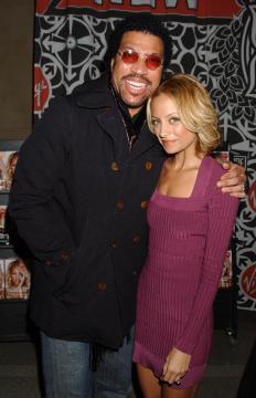 Lionel Richie, Nicole Richie - New York - 11-11-2005 - Figli delle stelle, delinquenti si diventa