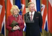 Principe Carlo d'Inghilterra, Camilla Parker Bowles - Varsavia - 15-03-2010 - Camilla Parker Bowles si rompe una gamba cadendo da cavallo