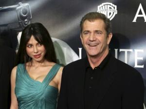 Oksana Grigorieva, Mel Gibson - Madrid - 01-02-2010 - Un'altra accusatrice di Mel Gibson: 'E' spaventoso'
