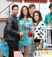 Ana Ortiz, Adam Rodriguez, America Ferrera - New York - 01-04-2010 - Ugly Betty e' finito, ma potrebbe arrivare al cinema