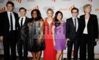 Glee Cast - Beverly Hills - 17-04-2010 - Epidemia di tonsillite sul set di Glee
