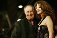 Caterina Varzi, Tinto Brass - Roma - 19-04-2010 - Tinto Brass ricoverato all'Ospedale di Vicenza