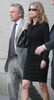 Diandra Luker, Michael Douglas - New York - 20-04-2010 - Anche Mel B divorzia, la classifica delle ex coppie più longeve