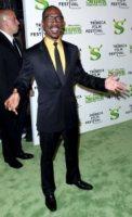 Eddie Murphy - New York - 22-04-2010 - Eddie Murphy con Ben Stiller in un nuovo Ocean's Eleven