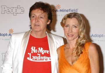 Heather Mills, Paul McCartney - Beverly Hills - 16-11-2005 - MCCartney: Mills non otterrà nulla dal divorzio