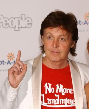 "Paul McCartney - Beverly Hills - 16-11-2005 - Heather McCartney: ""non sono una prostituta"""