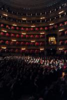 La Scala - Milano - 24-04-2010 - Giovanna d'Arco torna alla prima della Scala di Milano