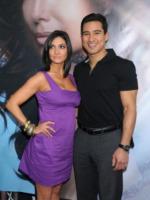 Courtney Mazza, Mario Lopez - Los Angeles - 27-04-2010 - Mario Lopez pensa a un reality show e a un libro sul diventare padre