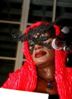 Grace Jones - Londra - 29-04-2010 - Ivan Drago, le piccanti confessioni sull'amore con Grace Jones