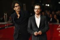 Joel, Ethan Coen - Roma - 23-10-2009 - I fratelli Coen battuti da David O. Russell per le nomination della Director's Guild