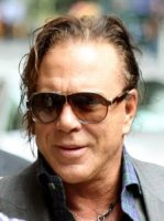 Mickey Rourke - New York - 04-05-2010 - Megan Fox si tatua in onore di Mickey Rourke