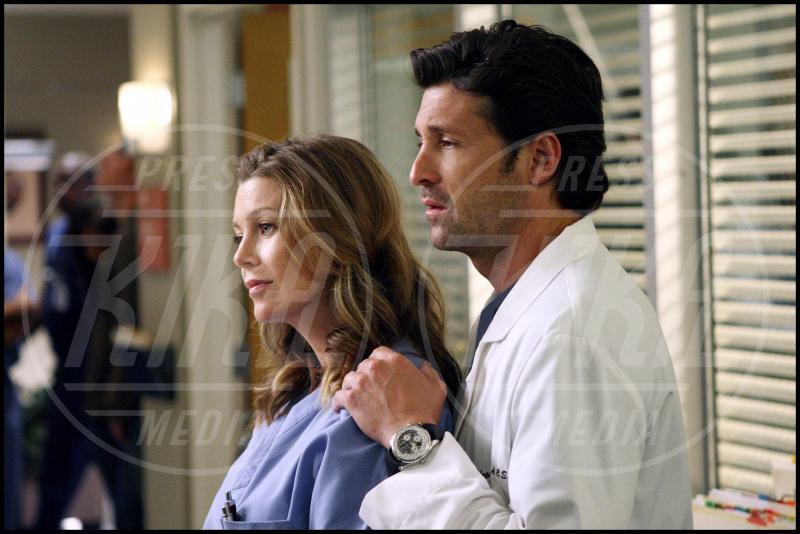 Ellen Pompeo, Patrick Dempsey - Hollywood - 26-11-2009 - Addio Dottor Stranamore: Patrick Dempsey lascia Grey's Anatomy