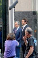 Bradley Cooper, Robert De Niro - Filadelfia - 06-05-2010 - Robert De Niro di nuovo in coppia con Bradley Cooper per una commedia nera