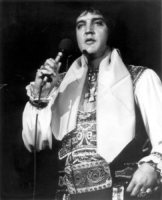 Elvis Presley - Los Angeles - 07-05-2010 - Elvis Presley mori' a causa di una costipazione cronica