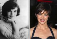 Jacqueline Kennedy - Los Angeles - 07-05-2010 - Katie Holmes torna a vestire i panni di Jackie Kennedy