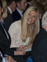 Chelsy Davy - Middle Wallop - 07-05-2010 - Chelsy Davy si prepara per il matrimonio di William e Kate
