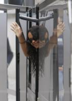 """Bobbi Kristina Brown - Berlino - 14-05-2010 - Bobbi Kristina """"non è sparita"""": la figlia di Whitney Houston con la famiglia dopo il funerale"""