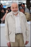 Mike Leigh - Cannes - 15-05-2010 - Mike Leigh non volera' in Israele per colpa di una legge