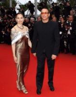 Gladys Portugues, Jean Claude Van Damme - Cannes - 15-05-2010 - Jean Claude Van Damme ha avuto un attacco di cuore