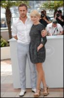 Michelle Williams, Ryan Gosling - Cannes - 18-05-2010 - Michelle Williams e Ryan Gosling una vera coppia alla premiere di Blue Valentine