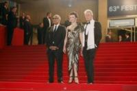 William Shimell, Abbas Kiarostami, Juliette Binoche - Cannes - 19-05-2010 - È morto Abbas Kiarostami, il maestro del cinema iraniano