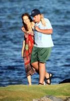 Jett Travolta, Kelly Preston - Westwood - 18-05-2010 - John Travolta ricorda il dramma della morte di suo figlio