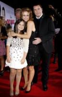 Ella Bleu Travolta, Kelly Preston, John Travolta - Westwood - 18-05-2010 - John Travolta nei panni del boss mafioso John Gotti