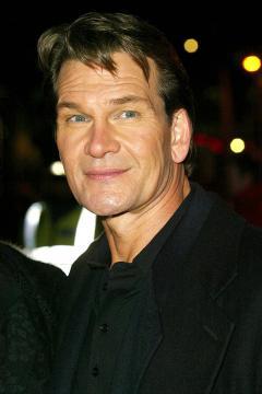 Patrick Swayze - Londra - 28-11-2005 - Patrick Swayze ricoverato d'urgenza per una polmonite