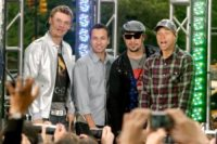 Brian Littrell, Backstreet Boys, Howie Dorough, AJ McLean, Nick Carter - New York - 24-05-2010 - AJ McLean dei Backstreet Boys si sposa