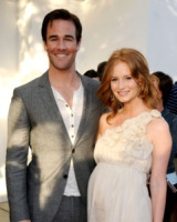Kimberly Brook, James Van Der Beek - Los Angeles - 26-05-2010 - James Van Der Beek ha un secondo figlio e una serie tv in arrivo