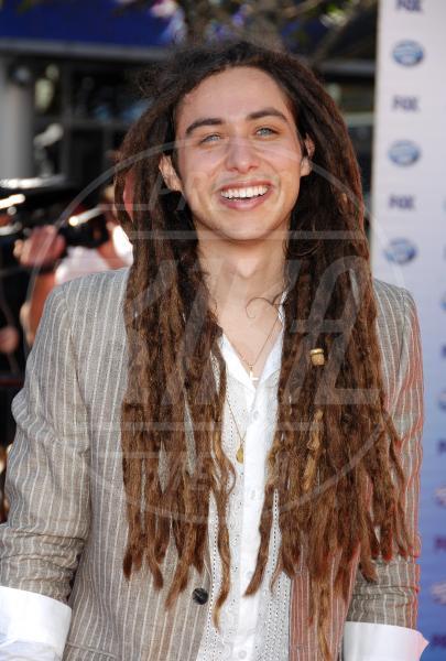 Jason Castro - Los Angeles - 26-05-2010 - Lady Gaga coi dread per un giorno. Più PopArt di così!