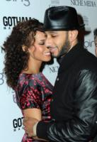 Swizz Beatz, Alicia Keys - New York - 15-03-2010 - Alicia Keys e' incinta e si sposa