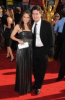Brooke Mueller, Charlie Sheen - Los Angeles - 22-09-2008 - Charlie Sheen divorzia da Brooke Mueller