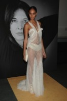 Joan Smalls - New York - 01-06-2010 - Addio a Hubert de Givenchy, lo stilista amato da Audrey Hepburn