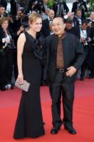 Rithy Panh, Sandrine Bonnaire - Cannes - 12-05-2010 - Da Fellini a Morricone, quando il cinema italiano è da Oscar