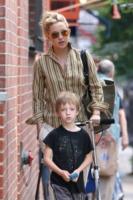 Kate Hudson - New York - 10-06-2010 - Kate Hudson vola dal suo Matt Bellamy