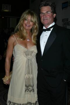 Kurt Russell, Goldie Hawn - New York - 05-12-2005 - GOLDIE SHAWN, VEDOVA DISTRATTA IN ASHES TO ASHES
