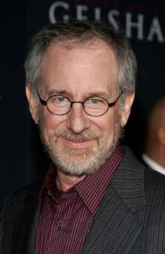 Steven Spielberg - Hollywood - 05-12-2005 - Spielberg, fondi per il democratico Barack Obama